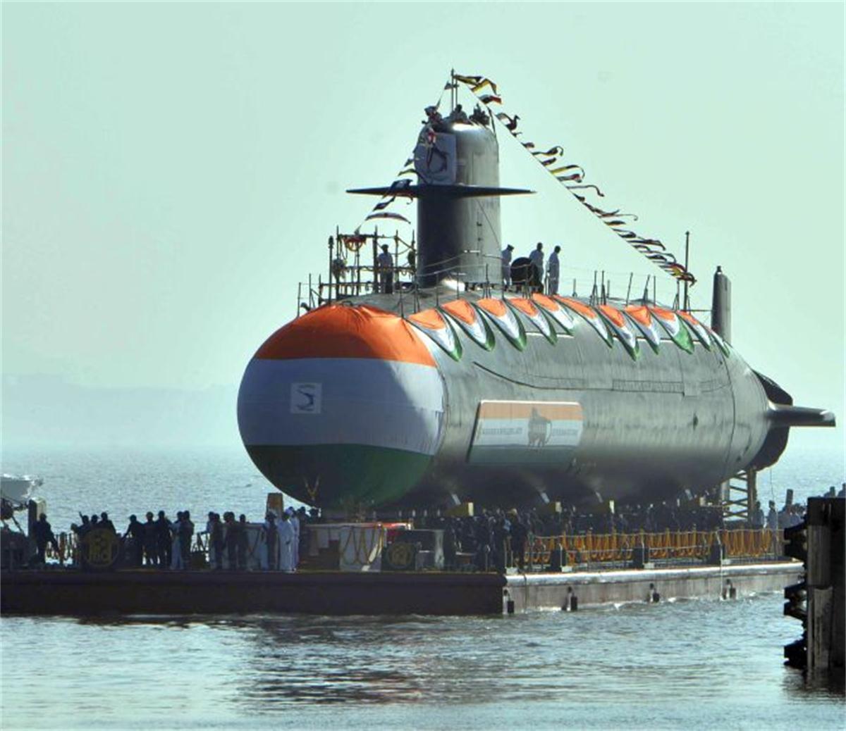 美上将怂恿印度看好印度洋 直言印度比不上中国