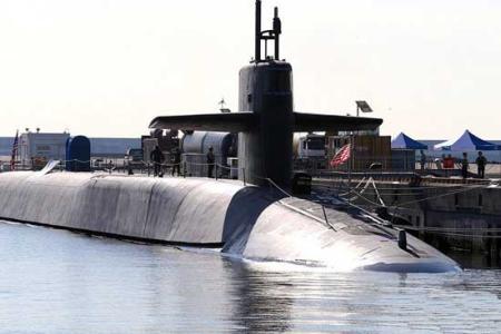 美媒:中俄应害怕美战略核潜艇 可毁灭地球多次
