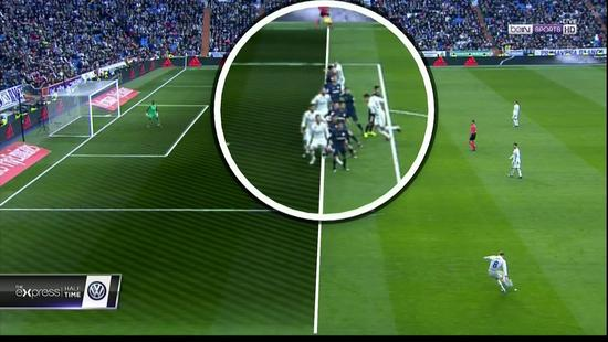 Ramos offside goal + lock throat are not found: don't blame the referee for Real Madrid mouthpiece