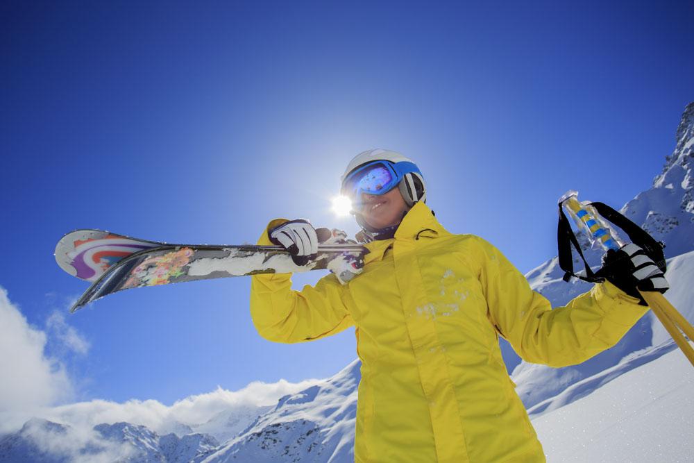 滑雪装备搭配攻略
