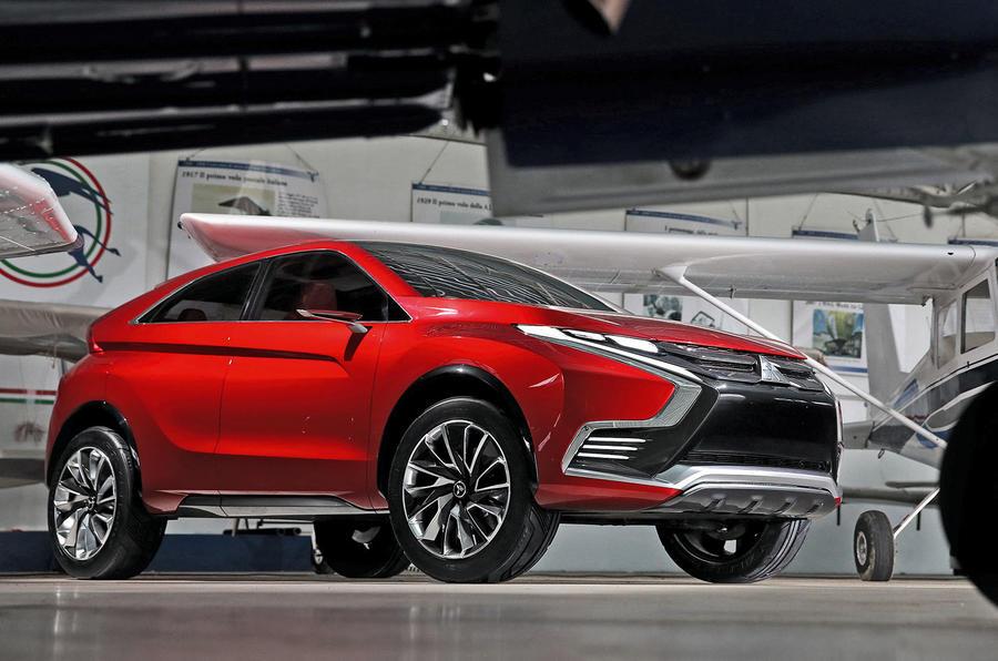 据悉,全新三菱SUV将成为日产逍客的又一竞争对手.这款新车大量高清图片