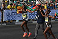 2017迪拜马拉松开跑 埃塞尔比亚选手夺冠