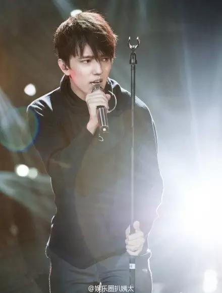张敬轩没上成的《歌手》,来了一个他!