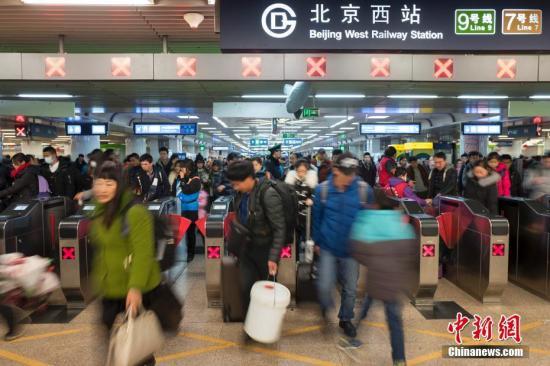 北京常住人口总消费首次突破2万亿元