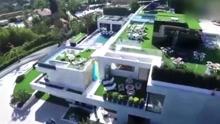美国号称最贵豪宅标价17亿 仅浴室就有21间