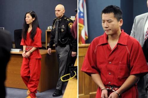 """美华裔夫妇杀死5岁女儿,媒体称""""凶手主犯具有法沦功背景""""!"""