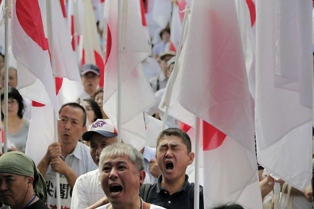 日本网络右翼是群什么鬼?喷极端言论发泄愤恨