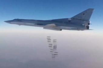 俄军一次出动6架逆火赴叙空袭