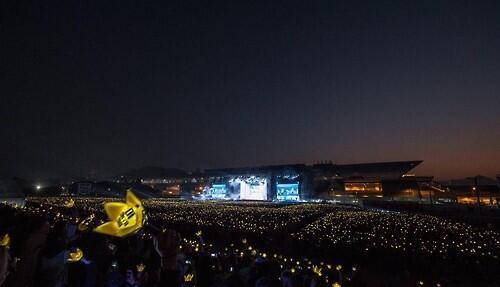 BigBang十周年全球巡演落幕 吸引百万粉丝捧场
