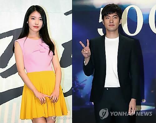 韩歌手IU和男友3年恋情告吹 各忙事业关系疏远