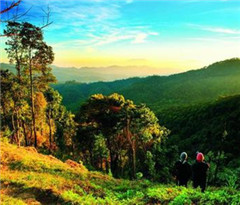山村、山庄、山寨迅速发展 中国山地旅游空间大
