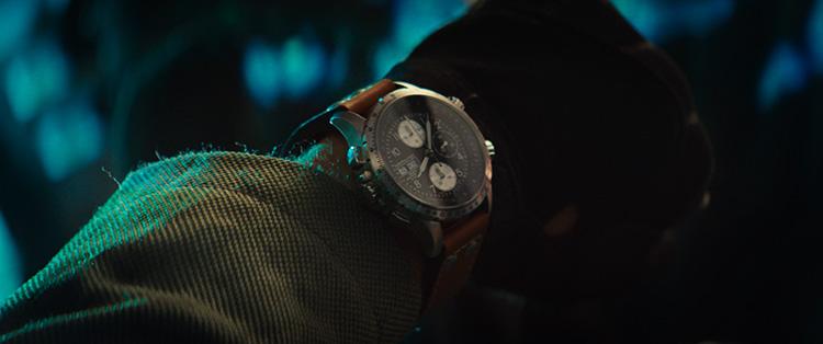 电影里的腕表故事 惊心动魄的精致表款