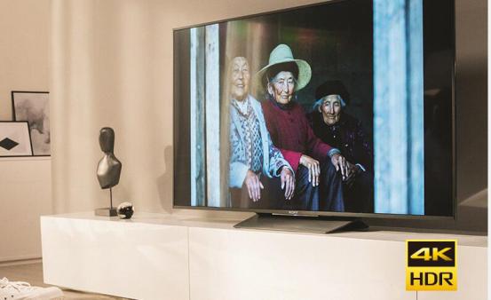 索尼4K HDR超薄液晶电视X8500D成就高科技典范