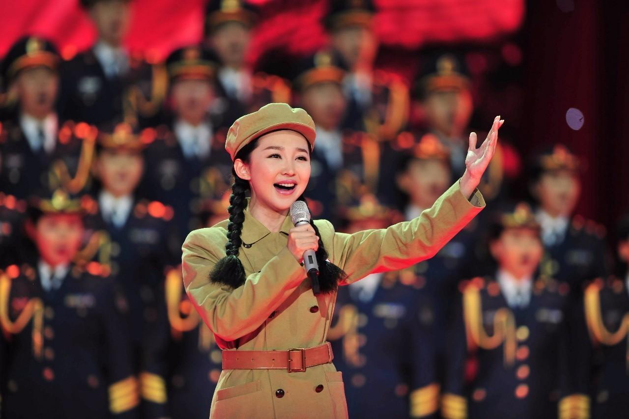蕾舞团、孙楠、王芳、原总政歌舞团