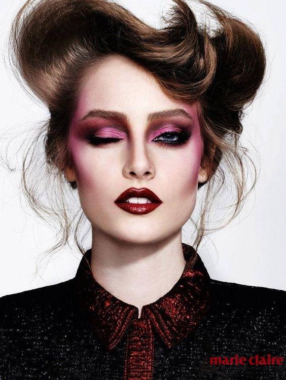 2017年用10个美妆关键词让你时髦一整年