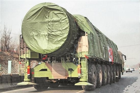 期待东风41导弹早日公开 将让解放军不怒自威