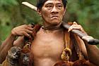 亚马逊部落人以猎猴为生