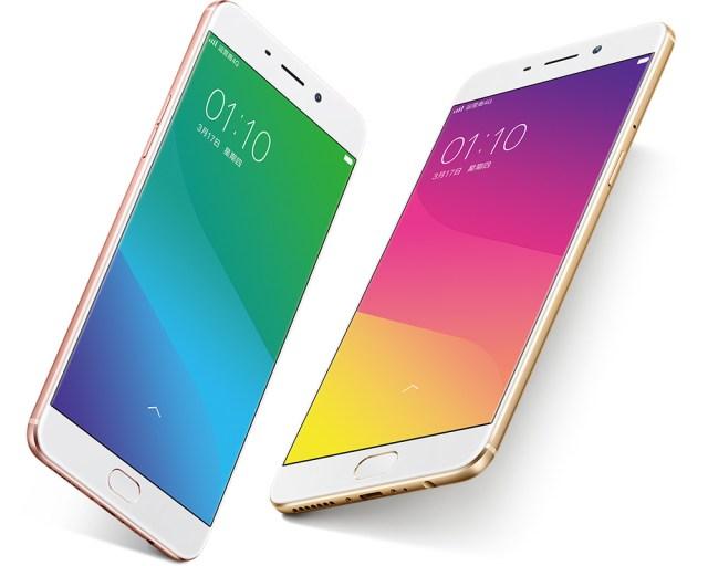 OppoR9手机热销2000万部 一路狂奔停不下来