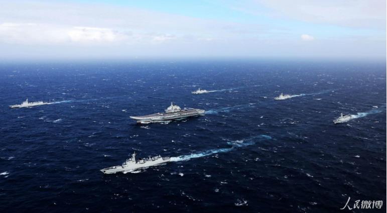 平可夫污蔑中国001A航母抄袭俄方 专家驳斥