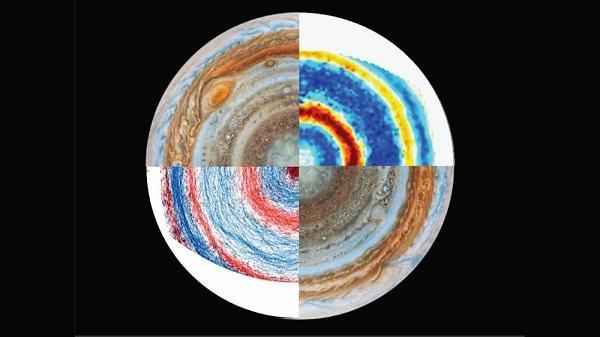 科学家在实验室中模拟了木星气体的结构与动力