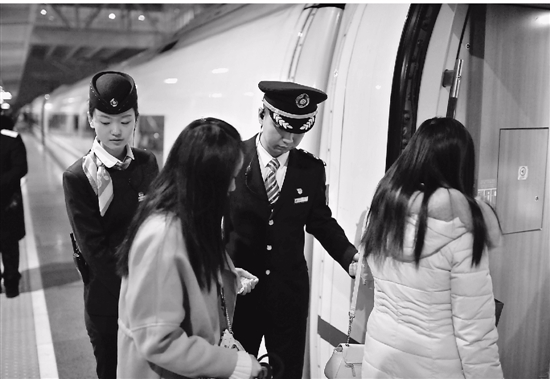 从师范生转岗中英人高铁列车长的春运第一年初铁路语常错单词图片