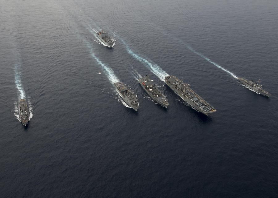美对南海发难让世界担忧 声称要捍卫国际利益