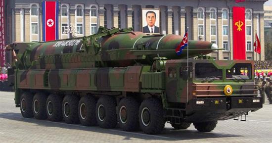 美日韩紧盯朝鲜洲际导弹动向 朝媒对美强硬放话