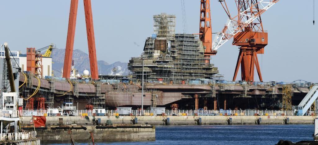 李杰:海军发展进入快车道 弹射型航母即将出现