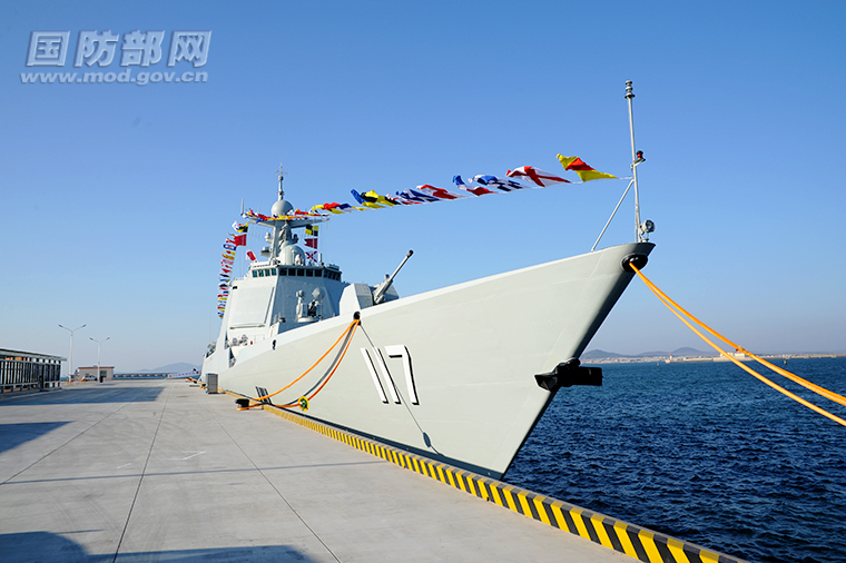 日媒:中国052D装备航母杀手 未来计划部署18艘