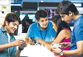 vivo小米联想OPPO拿下印度46%手机市场
