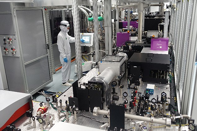 英国捷克联合研发超级激光器 功率突破1千瓦