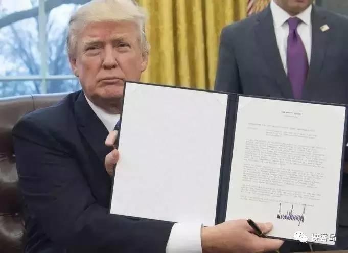 【深度】特朗普退出TPP,但中国的机会不会自动到来
