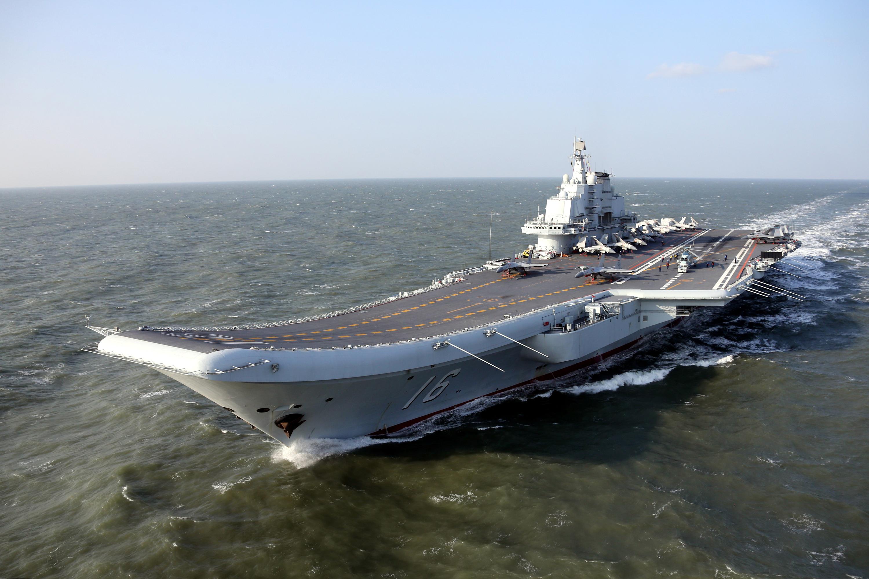英媒曲解中国海上超级大国路 称中国将挑战美国