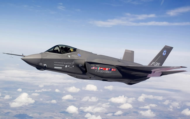 洛马再示好特朗普:F35单价将降至8500万美元