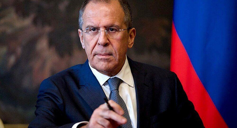 俄外长:俄方主张中美俄建立公开而诚实的关系