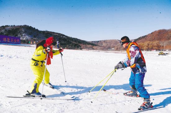 """滑雪教练的""""级别""""谁来定?"""