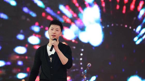 国乒春晚:马龙继科倾情献唱 刘月半变毒舌