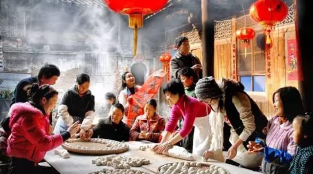 中国3分钟系列之:全球六分之一人口的欢庆——春节