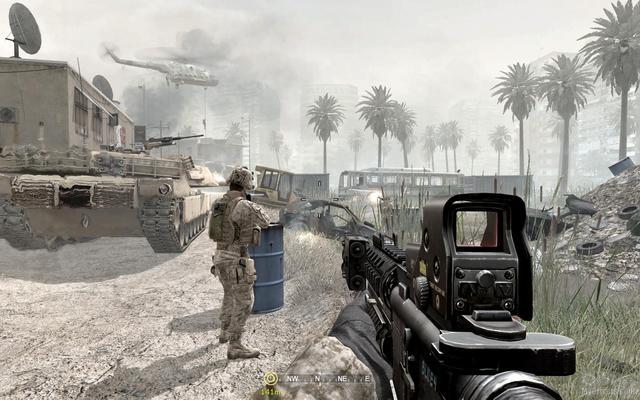 英国军队开发新设备 可以看见水泥墙后的机器