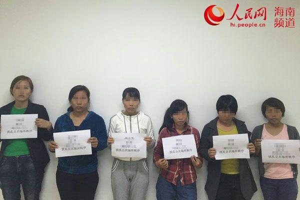 三亚警察重拳出击 确保春节旅游市场秩序稳定