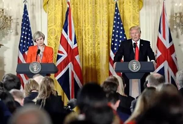 时局 | 特朗普频频新动作 见英国首相、给五国领导人打电话 有什么动向?