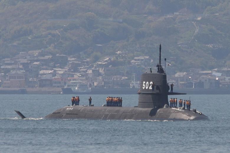 美媒:日本苍龙潜艇十分优秀 中国应高度警惕