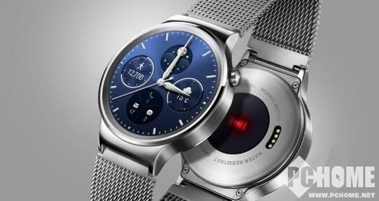 华为新款智能手表配合全新P10使用 效果一级棒