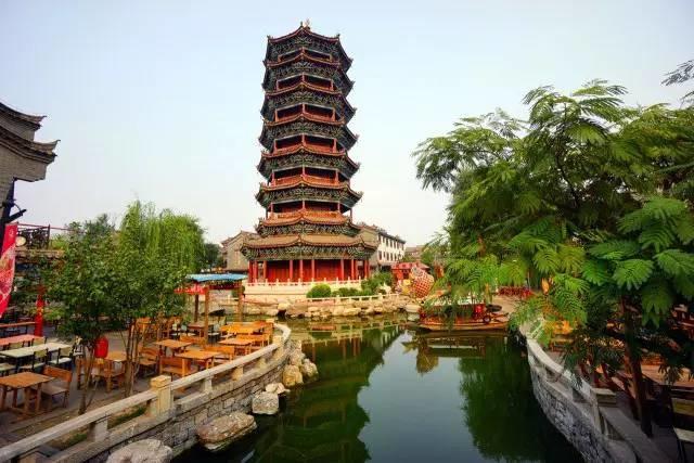 北京周边绝美村落古镇,人少景美任你选高清图片
