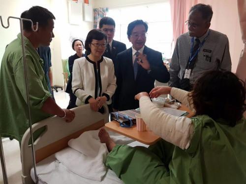 中国驻马来西亚大使:望马政府全力搜救失踪游客