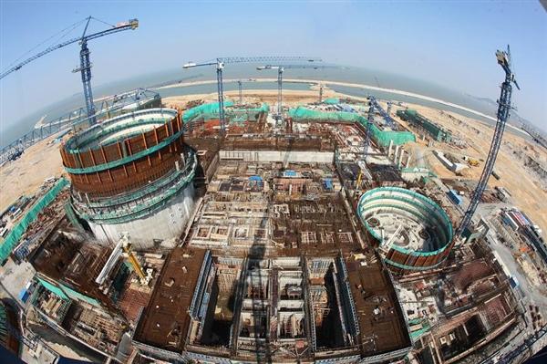 中国将成为世界最大核电国:装机量暴增两倍!