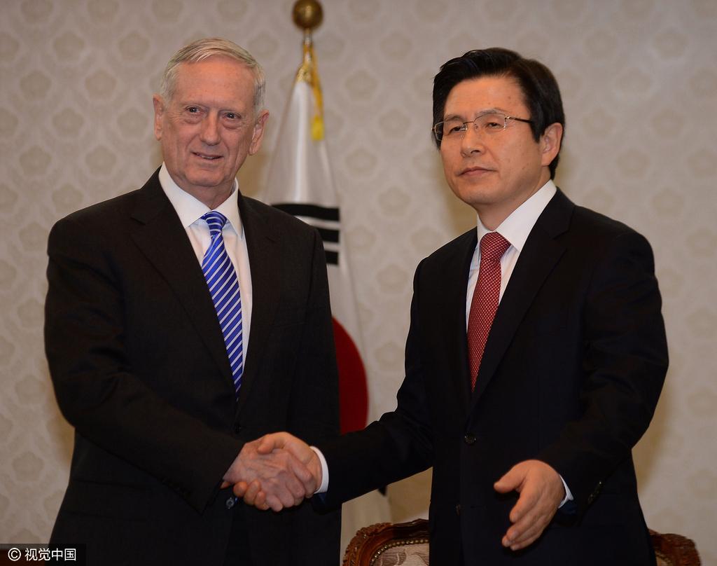社评:韩国备受美国重视,不是什么福吧