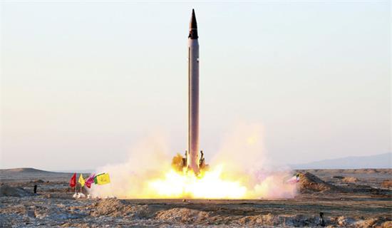 美国正式警告伊朗试射导弹 对伊政策开始转型?