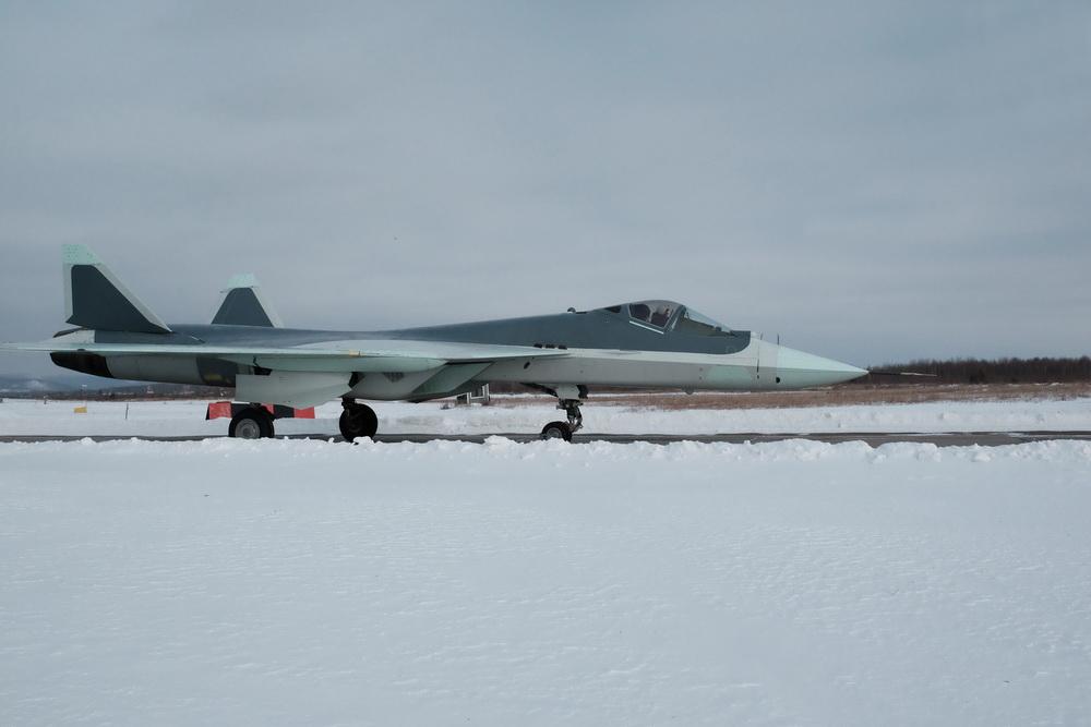 中美俄掀起五代机时代?俄军T50或于2018年服役