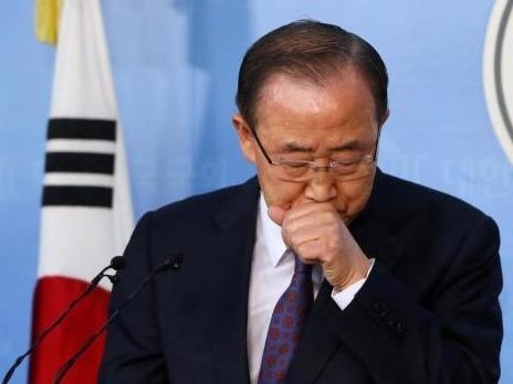 刘鑫:潘基文为何突然宣布不竞选韩国总统?